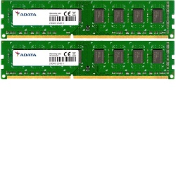 ADATA RAM DDR3L 8GB 1600MHz 1.35V KIT CL11