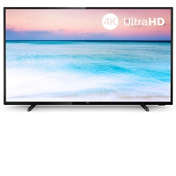 "Philips 50PUS6504 50"" LED televize Smart 4K Ultra"
