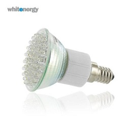 Whitenergy Led žárovka WE E27 230V 4W 80LED 06977