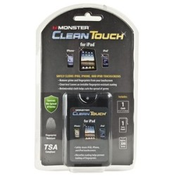 Monster CleanTouch pro iPhone, iPad a iPod