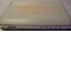 ASUS AM602 adsl2+ router - bazar