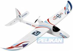 Pelikán BETA 1400 M2 - RTF 4k 2.4GHz brushless